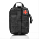 First Aid Kit Army Molle Ifak Tactical Medical Military Rescue Bag For Emergency Survival