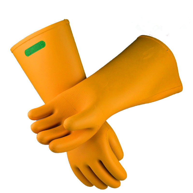 Professional chinese wholesaler high performance insulated work gloves For Live Working