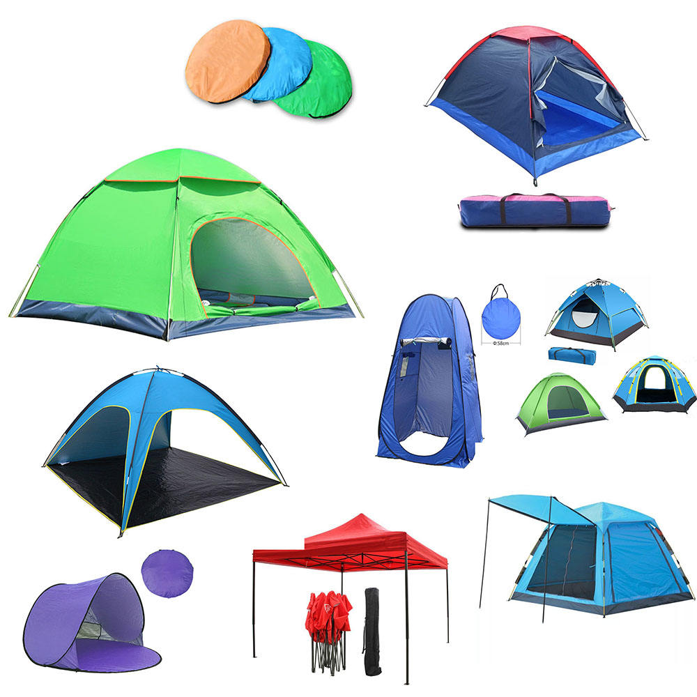 High quality outdoor family outdoor camping portable instant waterproof camping tent