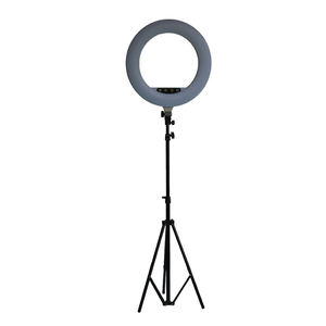 Factory Supply 18Inch Touch Screen Cirkel Selfie 12V Led Ring Licht Kit Voor Youtube