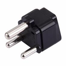 250V 15A Large South African Standard Conversion Adapter Socket Cape Town Travel Adapter Plug