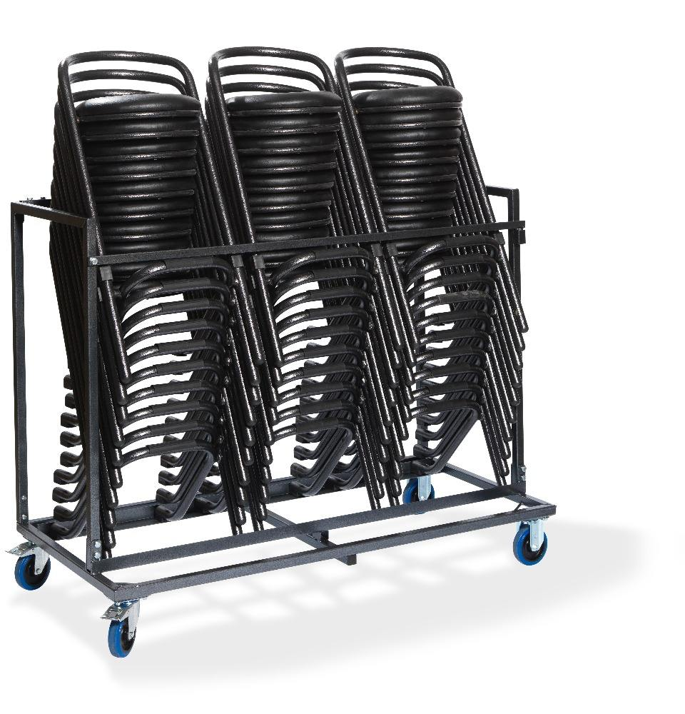 Impilabile Barchairs <span class=keywords><strong>Trolley</strong></span> Mobili In Metallo Hammerite Powdercoating 30 Barchairs