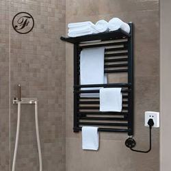 300W 400W 600W 900 Watts  heating element for electric towel rail Radiator  for towel warmer white Chrome Black Smart series