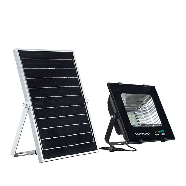 LAP Zhongshan Manufacturer High Power High Lumen Work Light Ip66 50w 100w 150w Led Solar Flood Light