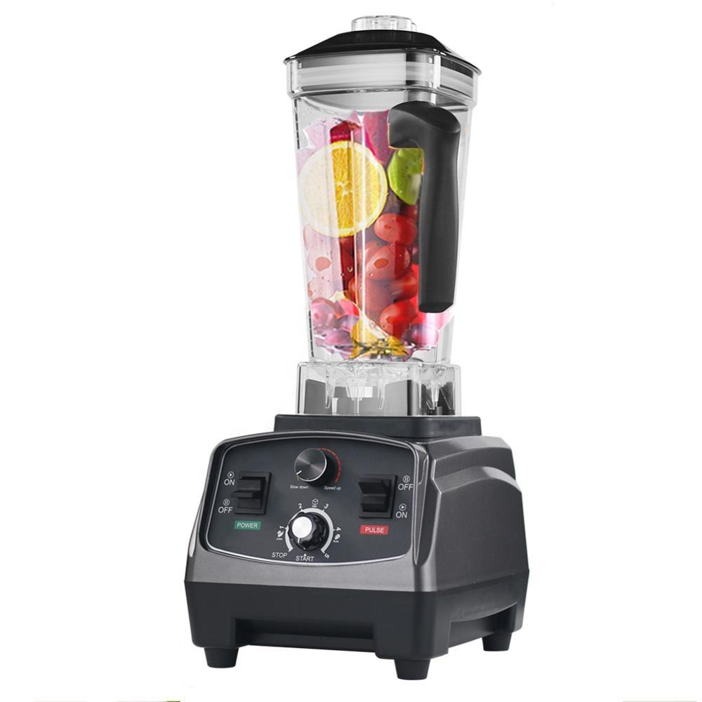 Amity Commercial Grade Timer Blender Mixer Heavy Duty Automatic Fruit Juicer Food Processor Ice Crusher Smoothies Blender