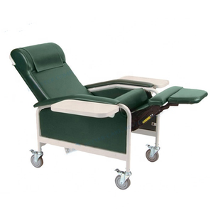 Hospital equipment high quality stainless steel dialysis blood donor chair