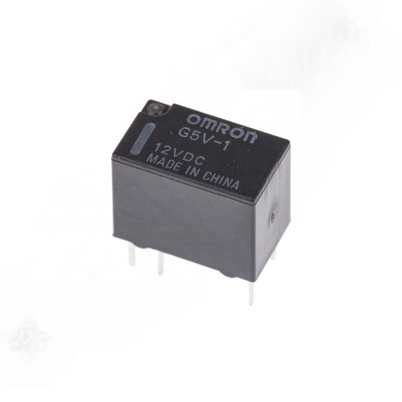 RELAY PCB SPDT 12VDC 1A G5V-1 12DC OMRON ELECTRONIC COMPONENTS