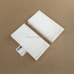 Wholesale Price Auto Cabin Air Filter Activated carbon filter 64119237159 LA873/S CU1721-2