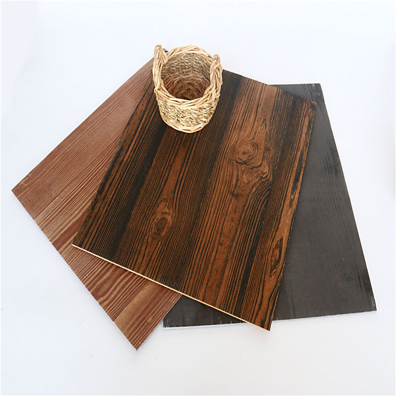 Wood Pattern Flexible Tiles