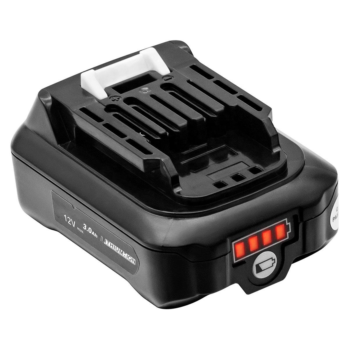 Suitable for makitas 12v 3000mAh power tool lithium ion backup battery BL1041B