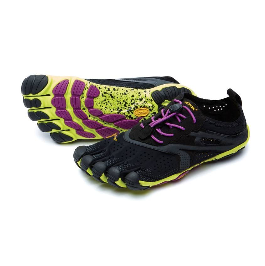 Fivefingers women Outdoor Sports Road Running Shoes Five fingers Breathable Wear resistant Five-toed Sneakers