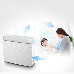 H13 h14 true hepa filter hospital grade lamp wall-mounted kids easycare cold plasma pco medical uvc uv air purifier