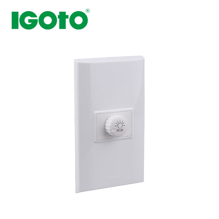 igoto B540S dimmer fan rotary wall switch