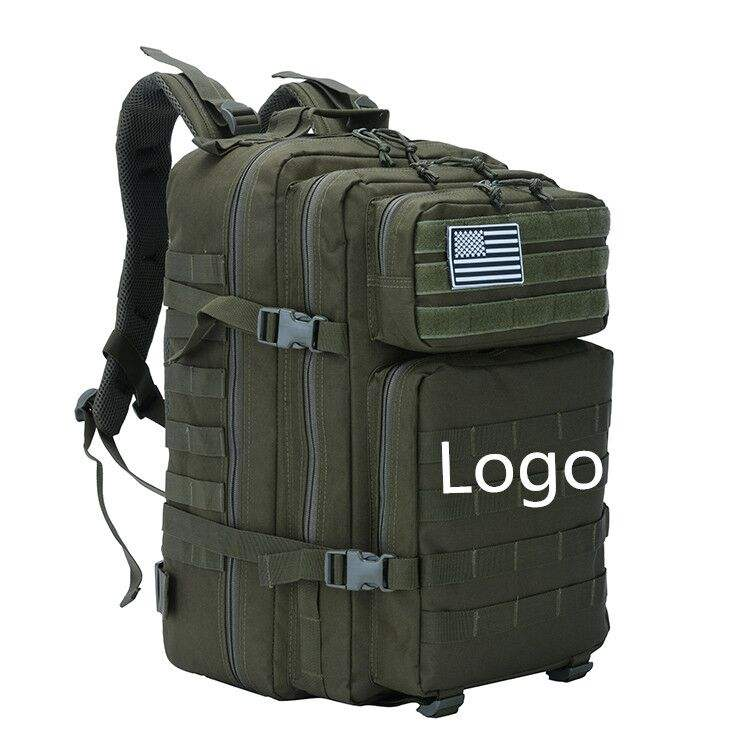 45L 900D Oxford Waterproof Outdoor Sports Gym Camping Army Military Tactical bagpack Rucksack