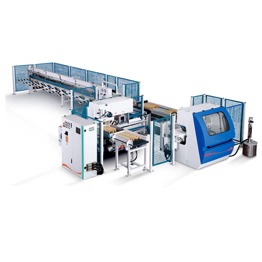 HMF6200 Automatic finger jointing line