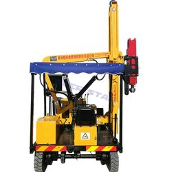 Factory Direct Supply Safety Barrier Pile Driving Machine With High Quality