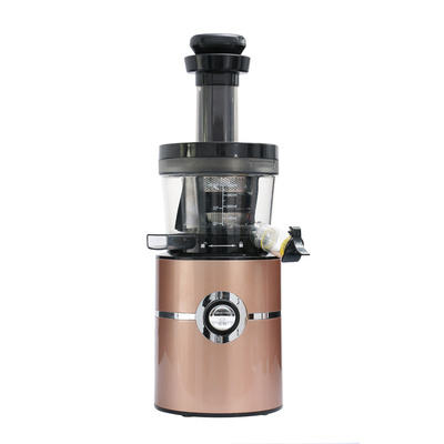 Manufacturers supply high-quality portable slow juicer