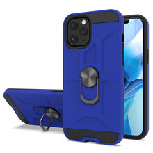 Back Cover 360 Ring Holder Mobile Phone Case For I Phone X XS XR 7 8 Plus For iPhone 11 12 Pro Max