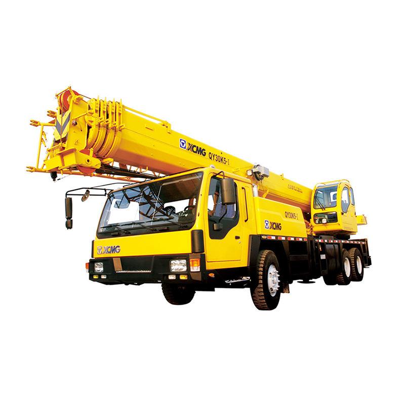 High working efficiency heavy machine truck crane for sale