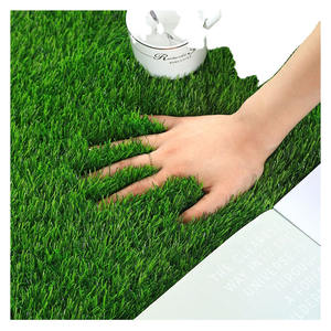 2020 customized artificial grass synthetic grass for soccer fields artificial grass good prices