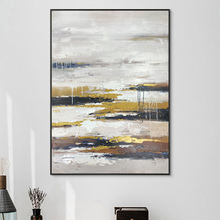 Hotel Decorative Painting Wall Art Pictures Pop Canvas Print Handmade Original Abstract Oil Painting