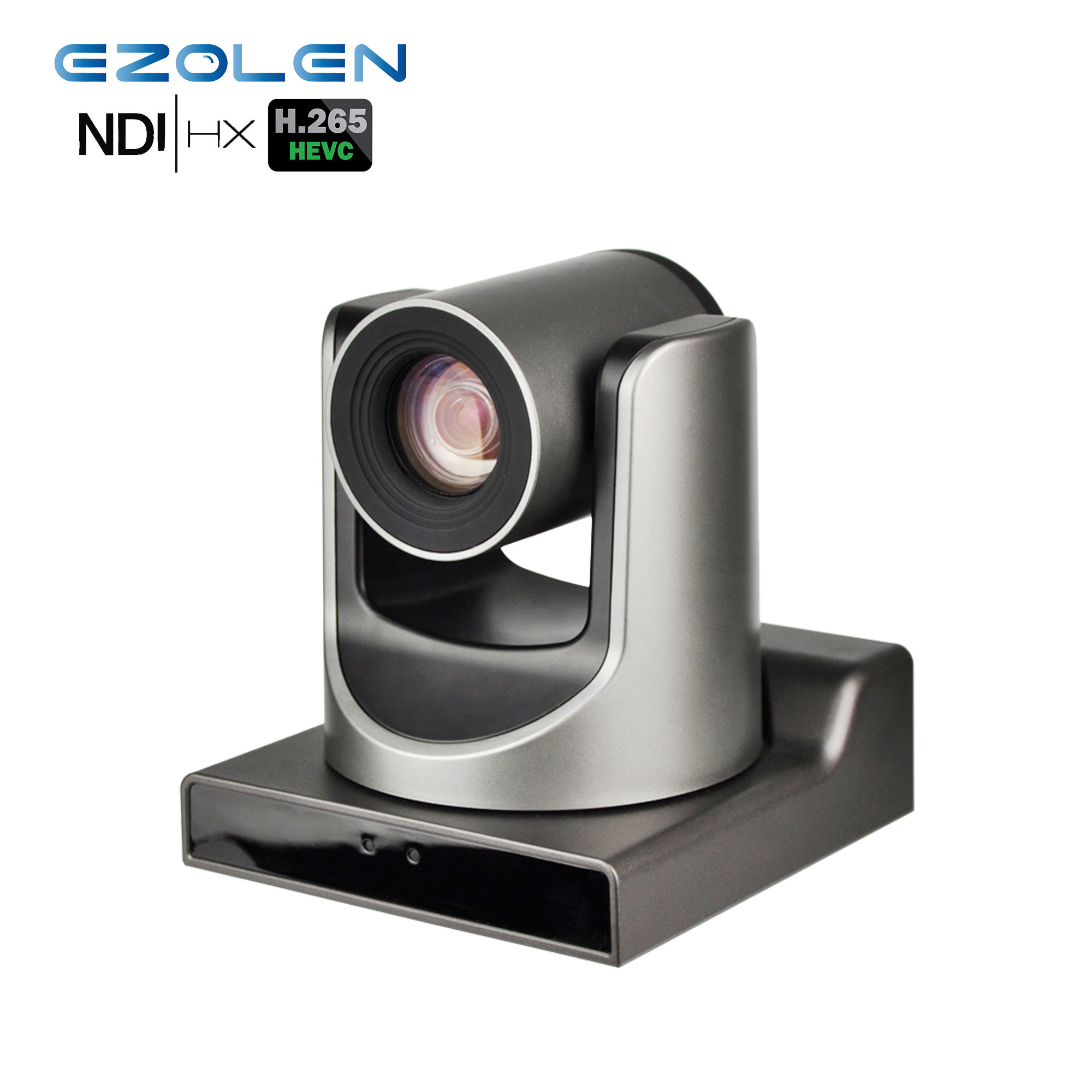 NDI | HX 20X HD SDI PTZ Camera Video Professional IP NDI Camera for Broadcasting Video Conferencing Solution from EZOLEN