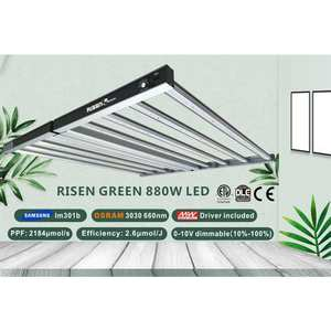 Mushroom gavita pro 1700e professional wideband integrated 880w led grow light