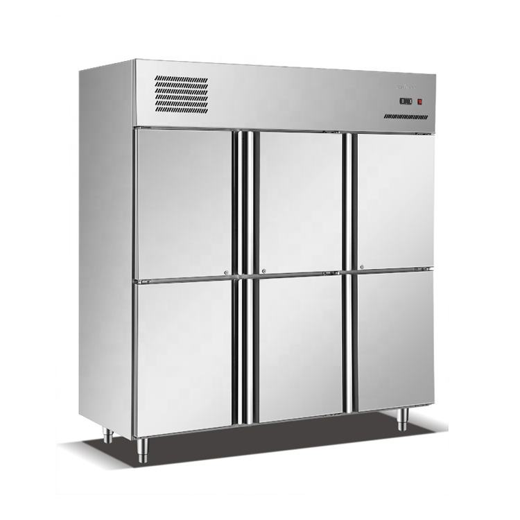 Refrigeration Equipment Commercial Refridgerators Stainless Steel Freezers