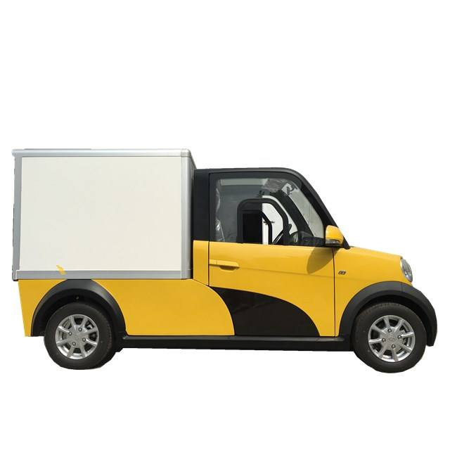 2020 EEC 80km/h Electric Vehicle Delivery car with van