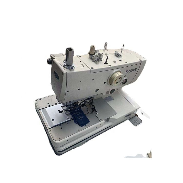 Factory directly sell computer round industrial head used sewing machine buttonhole