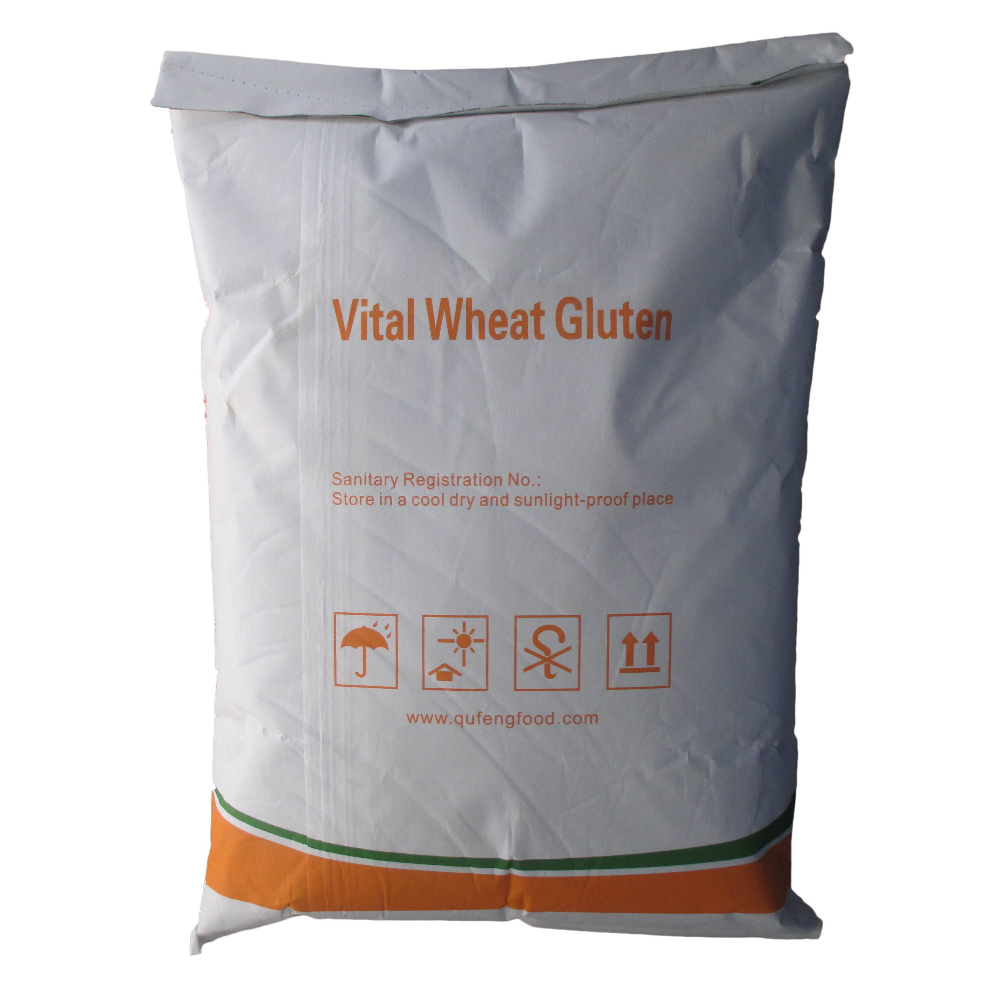 Food Additives Organic Vital Wheat Gluten Flour With Low Price