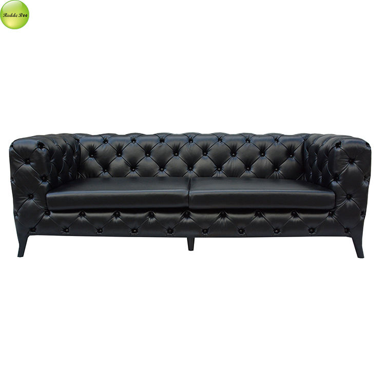 French low seating new classic original leather furniture for leader