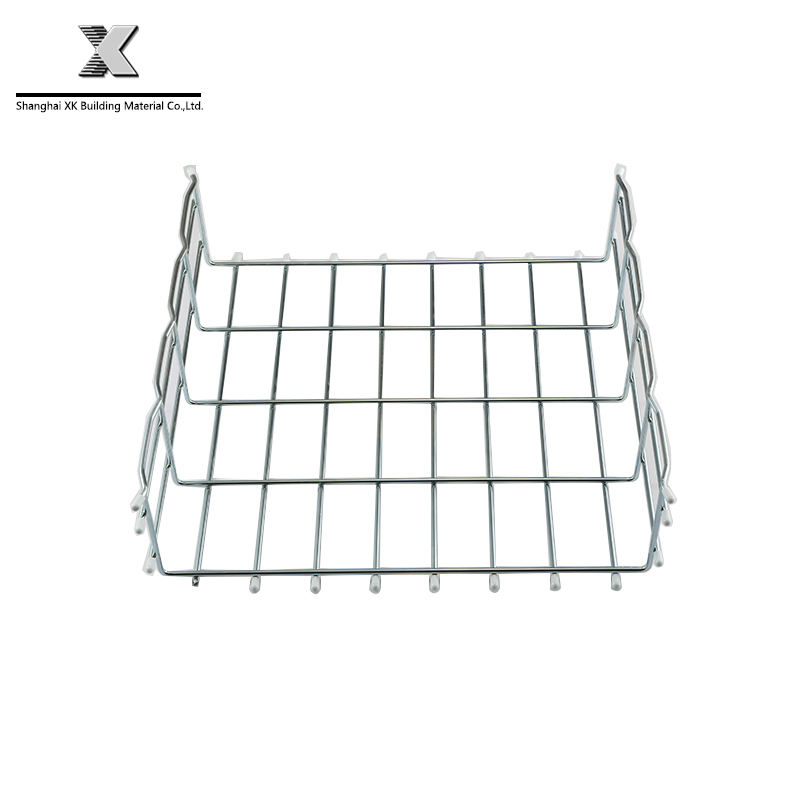 Hot Dip Galvanized Wire Mesh Cable Tray/Steel HDG Cable Mesh Factory Prices