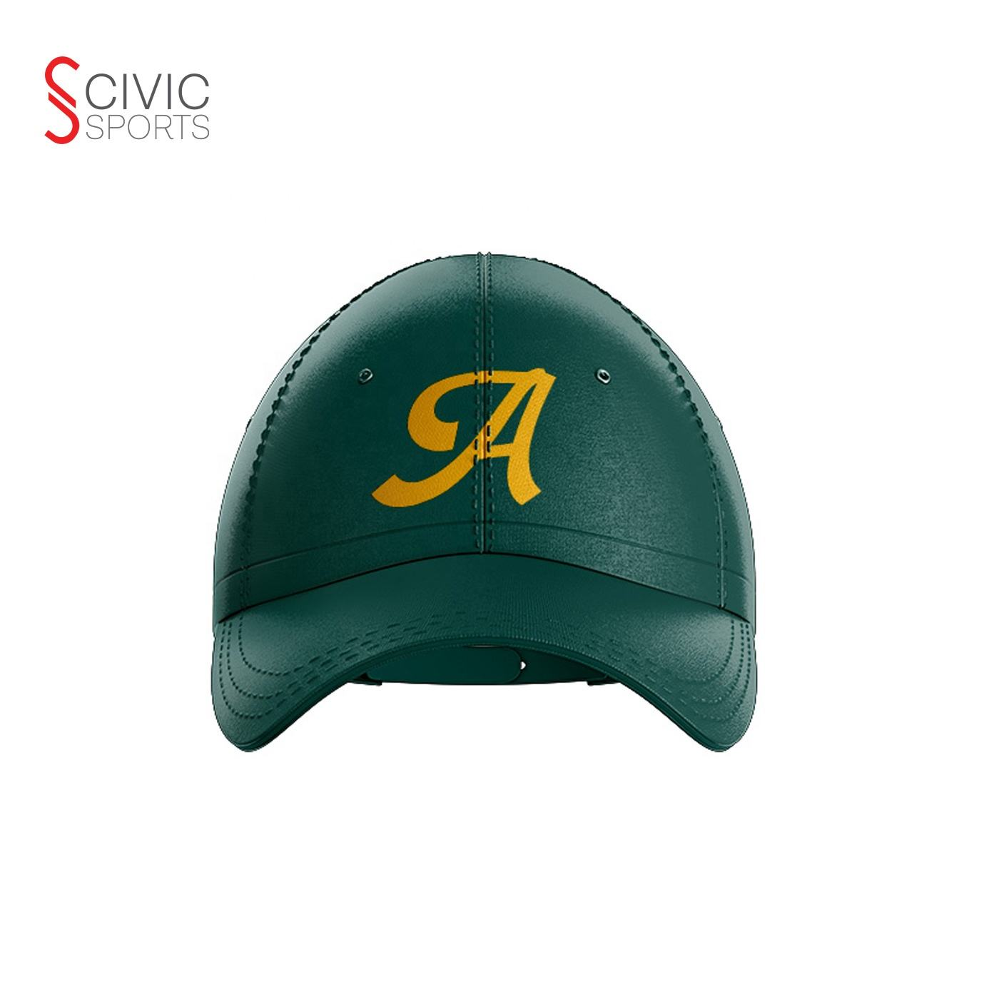 Summer wholesale unisex visor quick-drying mesh dry fit baseball golf polo hats running custom fitted baseball sport cap hats