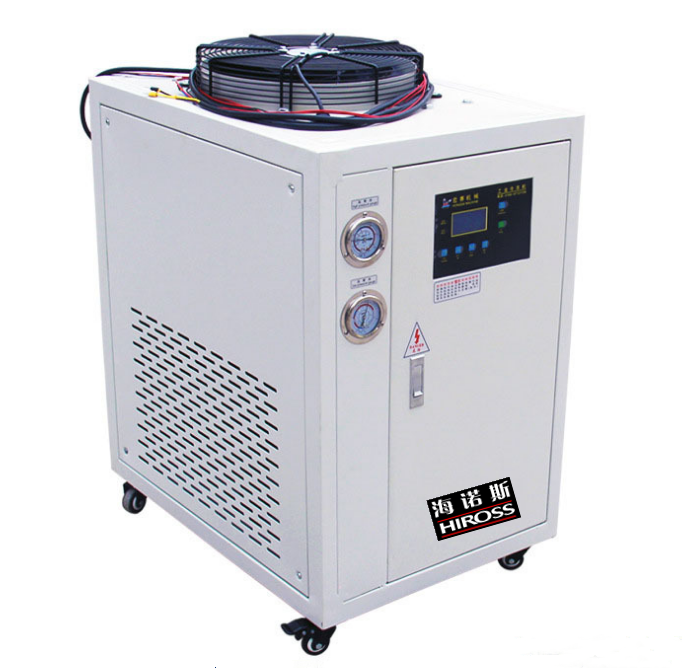 HIROSS High Quality Air Cooling Machine System Industry Water Cooled Low Temp Chiller