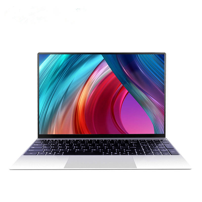 Hot Jual 15.6 Inch Laptop Wiski Lake Core I5-8265U Netbook 1TB Windows10 Komputer Laptop 1920*1080 IPS dengan CE Rohs