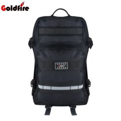 Goldfire V2 Waterproof Rechargeable Large Capacity Expandable Motorcycle Cycling Helmet/Laptop Backpack College Casual Daypack