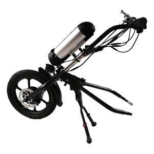 electric handcycle conversion kit 36v 350w electric wheelchair attachment