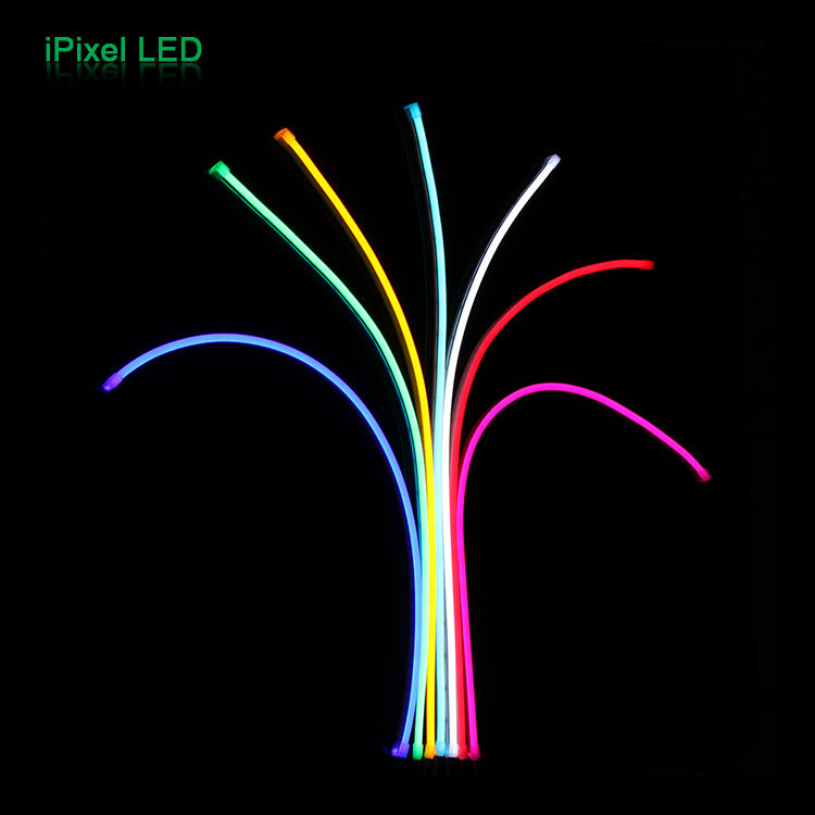 DC12V silicon material waterproof 12v LED neon strip Christmas light