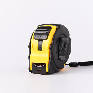 portable measuring tools self-locking retractable tape measure