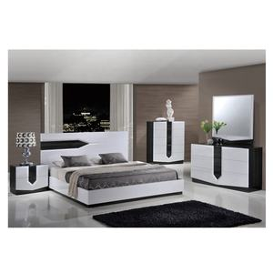 5 Piece Bedroom Furniture Set 1904AA050 King Bed Side Table Dressers Wardrobes Bedroom Sets