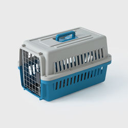 High Quality Plastic Pet Carrier Classic Pet Carrier Airline Approved Pet Carrier