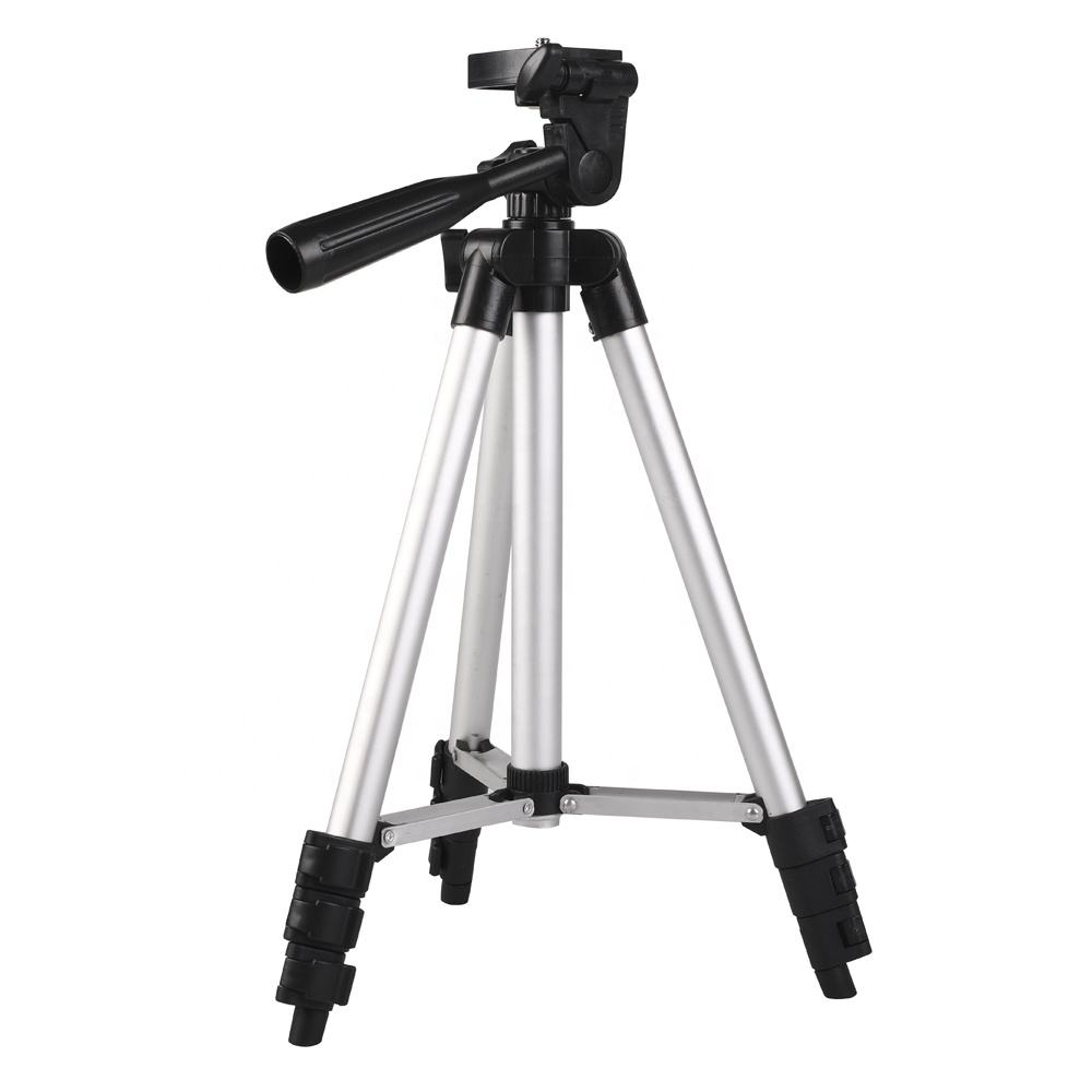 Kaliou wholesale portable lightweight tripod 3110 tripod stand phone tripod for smartphone camera
