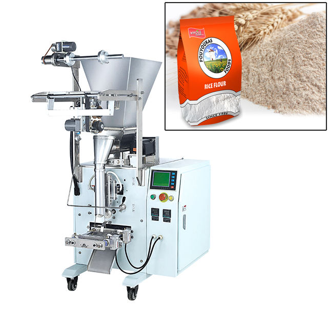 Masala Powder Spice Condiments Coffee Stick Pack Automatic Flour Packaging Machine