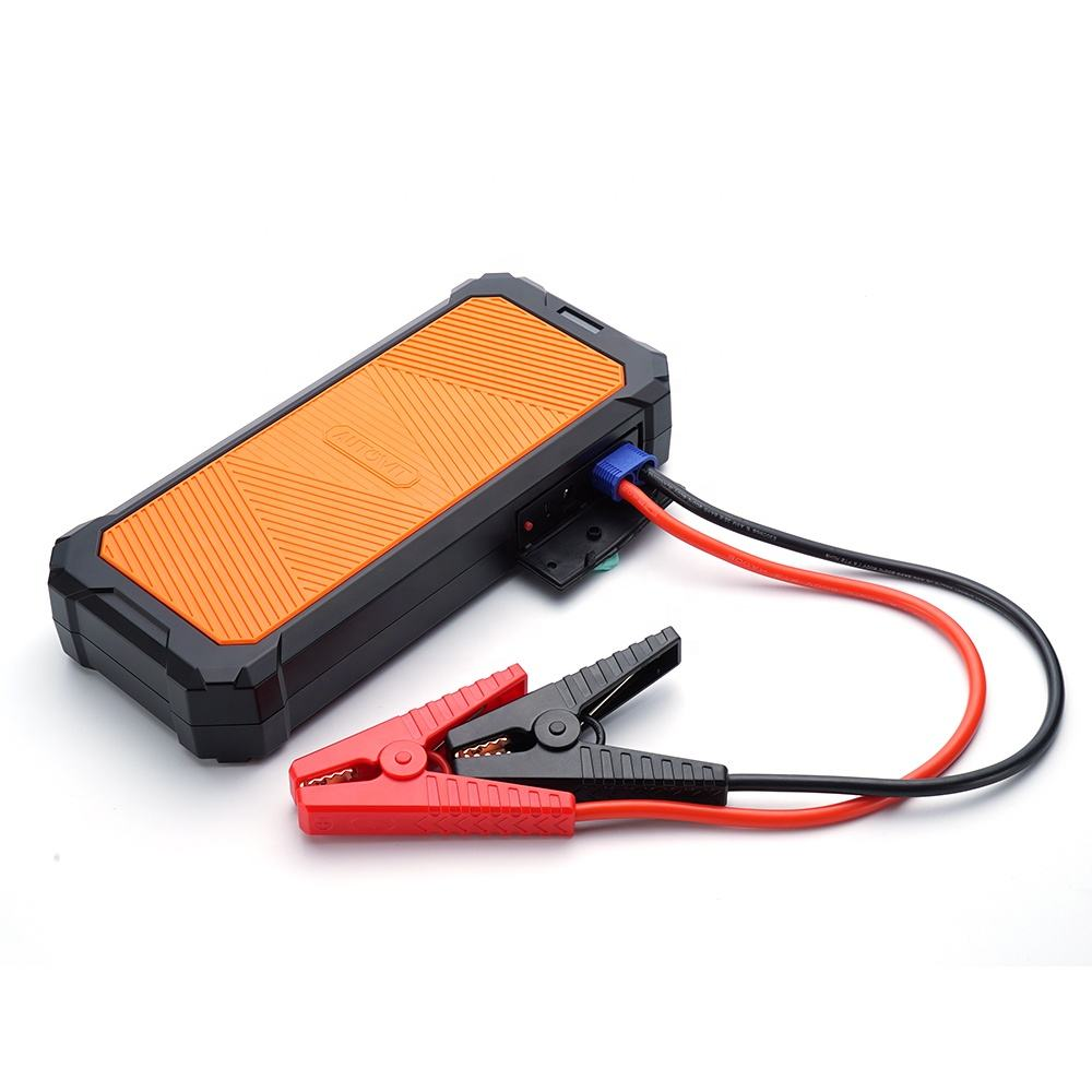 700A Portable Batteryless Car Jump Starter for 5.0L Gas/3.0L Diesel