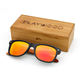 Bamboo [ Polarized Sunglasses ] Wood Sunglasses China Wholesale Bamboo Wood TAC Polarized Sunglasses Unisex