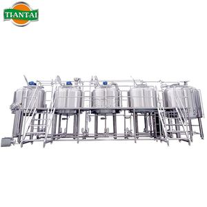 Tiantai Electric fermenting equipment 500L used brewery equipment for sale