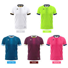 New Products In Stock Football Jersey Quick Dry Tshirt Football Wear Soccer Jersey Men