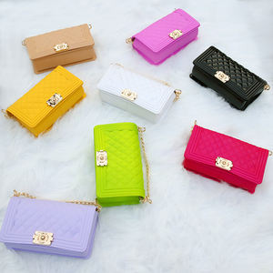 jelly purses and handbags ladies 2020 new arrivals designers Jelly bags for women hand bags