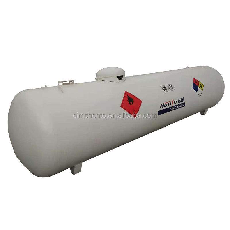 High quality competitive price 1 ton purchase 100 gallon LPG propane gas tank